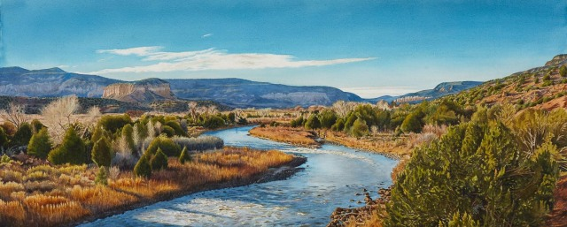 Fall Afternoon, Chama River