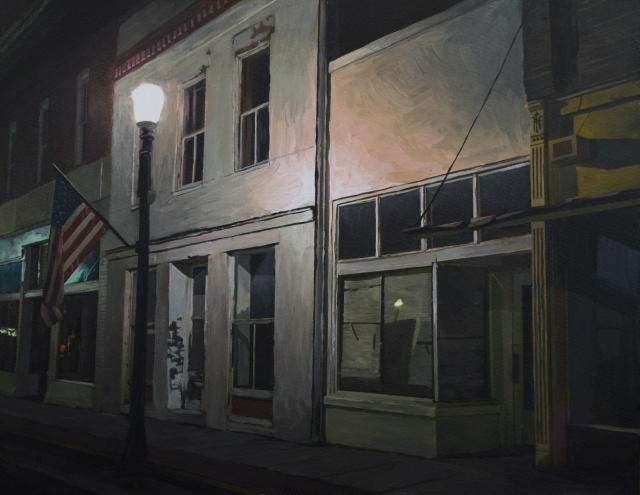 Nocturne, Jonesboro Alabama